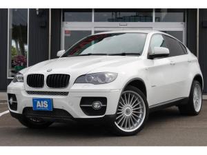 BMW X6 xDrive 35i サンルーフ ワンオーナー 21AW