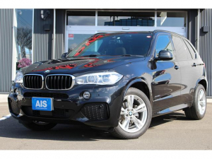 BMW X5 xDrive 35d Mスポーツ ブラウンレザー 19AW