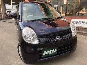 日産 モコ S プライバシーガラス 純正CDオーディオ タイミングチェーン 保証付販売 GOO鑑定車
