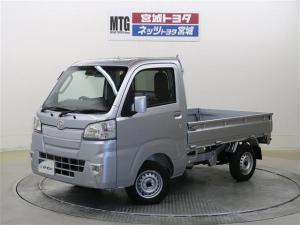 ダイハツ ハイゼットトラック エクストラSAIIIt 4WD ワンオーナー 4AT
