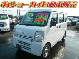 スズキ エブリイ PA 4WD ABS エアバック ハイルーフ 4速A/T