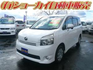 トヨタ ヴォクシー トランス-X 4WD SDナビ 地デジ バックカメラ HID ETC