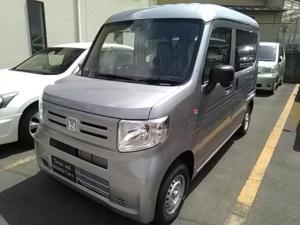 ホンダ N-VAN G・ホンダセンシング 届出済未使用車 VSA メーカー保証