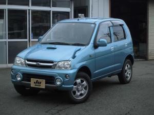 ダイハツ テリオスキッド L 5Fマニュアル 4WD