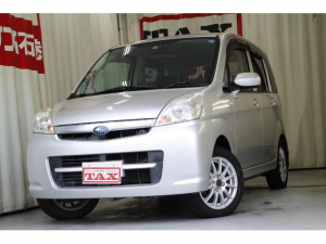 スバル ステラ L CD 4WD