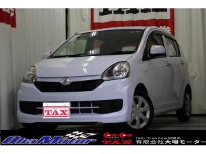 ダイハツ ミライース L SA AC・PS・キーレス・IAT・ABS・純正CD・アイドリングストップ