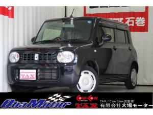 スズキ アルトラパン G AC・PS・PW・スマートキー・IAT・ABS・純正CDデッキ