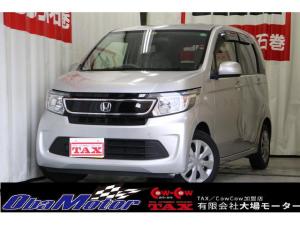 ホンダ N-WGN G AAC・PS・PW・スマートキー・IAT・ABS・純正CD・ETC・社外ポーダブルナビ