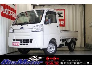 スバル サンバートラック TB AC・PS・5MT・純正ラジオ・切替式4WD・荷台マット・運転席エアバック