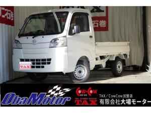 ダイハツ ハイゼットトラック スタンダードSAIIIt AC・PS・AT・ABS・純正ラジオ・LEDライト・切替式4WD・オートライト・スマートアシストIIIt