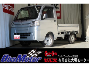 ダイハツ ハイゼットトラック スタンダードSAIIIt AC・PS・AT・ABS・純正ラジオ・LEDライト・オートライト・切替式4WD・スマートアシストIIIt