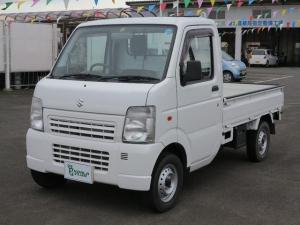 スズキ キャリイトラック 4WD 5速マニュアル エアコン パワステ