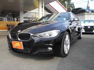 BMW 3シリーズ 320d Mスポーツ 外AW 純ナビ ETC バックカメラ