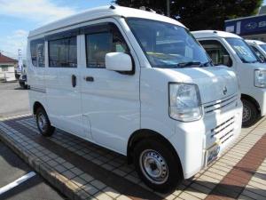 日産 NV100クリッパーバン 4WD DX エマージェンシーブレーキパッケージ 純正ナビ