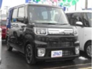 ダイハツ ウェイク GターボリミテッドSAIII 4WD