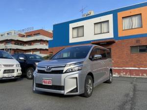 トヨタ ヴォクシー X 4WD SDナビ テレビ バックカメラ セーフティセンス アイドリングストップ クルーズコントロール
