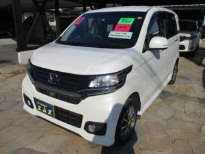 ホンダ N-WGNカスタム G・Aパッケージ 4WD ワンセグTV・メモリーナビ