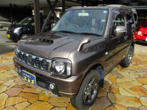 スズキ ジムニー クロスアドベンチャー 4WD 5MA ワンオーナー