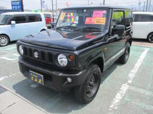 スズキ ジムニー XL セーフティサポート装着車 4WD SDナビ ドラレコ