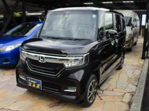 ホンダ N-BOXカスタム G・Lホンダセンシング 4WD 届出済未使用車 純正AW14