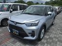 トヨタ/ライズ G 4WD 登録済未使用車 TV・SDナビ バックカメラ