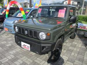 スズキ ジムニー XG 4WD ターボ 走行距離5500km ダウンヒルアシスト 横滑り防止装置 キーレス