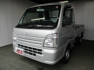 スズキ キャリイトラック キンタロウダンプ 4WD ダンプ ラジオ エアコン パワステ デフロック ABS