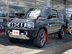 スズキ ジムニー クロスアドベンチャー パートタイム4WD ワンオーナー車 ナビTV シートヒーター スペアカバー マッドガード