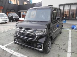 ホンダ N-BOXカスタム L 4WD 両側電動スライドドア 届出済未使用車