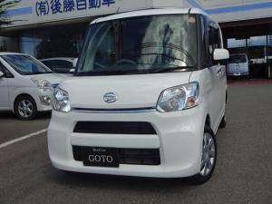 ダイハツ タント L 4WD メモリーナビ DVD Bluetooth バックカメラ ETC