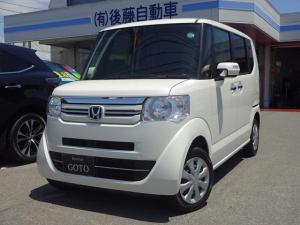ホンダ N-BOX G・Lパッケージ 4WD ナビ Bluetooth バックカメラ 衝突軽減ブレーキ 前席シートヒーター ETC 電動スライドドア 新品BSサマータイヤ