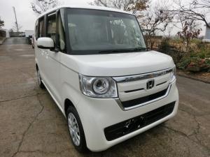 ホンダ N-BOX G・EXホンダセンシング4WD