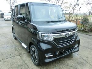 ホンダ N-BOXカスタム G・Lターボホンダセンシング4WD