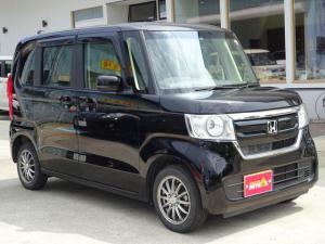 ホンダ N-BOX G・L ワンオーナー車 社外8インチナビ