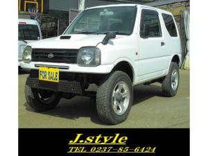スズキ ジムニー 4WD AC PS リフトアップ車