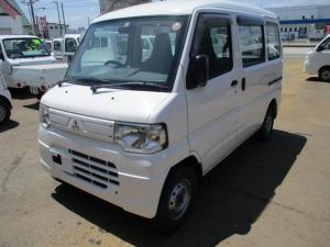 三菱 ミニキャブバン ハイルーフ 4WD AC PS