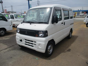 三菱 ミニキャブバン CDハイルーフ 4WD AC PS