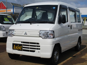 三菱 ミニキャブバン CD 4WD AC PS