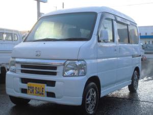 ホンダ バモスホビオ ターボ車 4WD AC PS