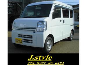 三菱 ミニキャブバン 4WD AC PS