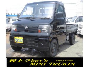 日産 NT100クリッパートラック 4WD AC  PS