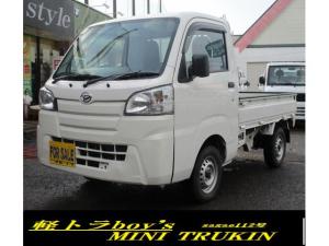ダイハツ ハイゼットトラック  4WD AC PS オートマ