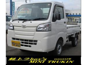 ダイハツ ハイゼットトラック  4WD AC PS F5