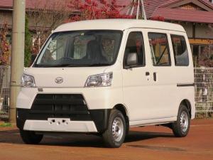 ダイハツ ハイゼットカーゴ スペシャル 4WD 4AT エアコン 届出済未使用車