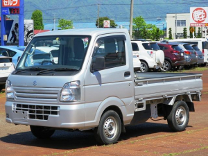 スズキ キャリイトラック KCエアコン・パワステ農繁仕様 5MT 4WD