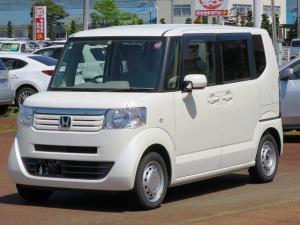 ホンダ N-BOX G 2WD ETC プッシュスタート ベンチシート