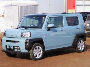 ダイハツ タフト G 2WD 衝突安全 ソナー 電動パーキングブレーキ プッシュスタート 届出済未使用車