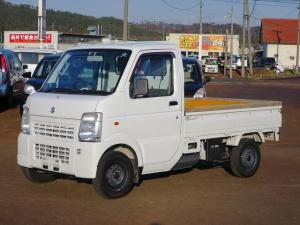 スズキ キャリイトラック KCエアコン・パワステ 4WD 5MT エアコン パワステ