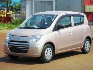 スズキ アルトエコ ECO-L 4WD キーレス フロアCVT シートヒーター CD