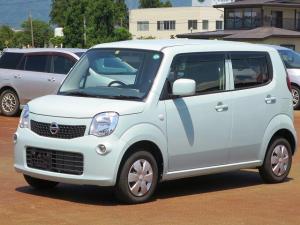 日産 モコ S FOUR CD キーレス ベンチシート シートヒーター